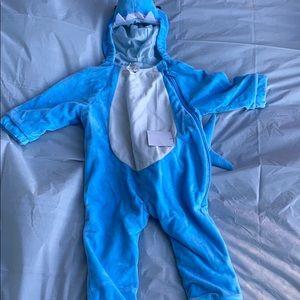 Shark Costume NWOT